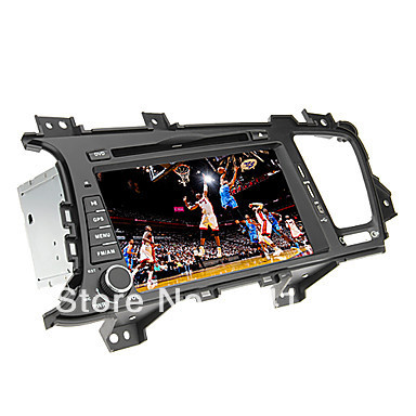 CAR DVD PLAYER WITH GPS FOR KIA K5 /Bluetooth/FM/AM/RDS/DVD/ RADIO/ TV/USB/SD/IPOD/PIP /Steering Wheel control/ Free Maps - Shenzhen TomTop E-commerce Technology Co., Ltd. store