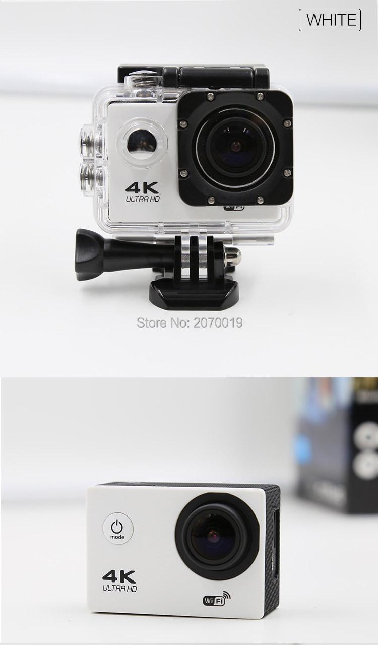 image for F60 F60R 4K 30PFS 16MP WIFI Camera 4 K Yi 1080P 60PFS 2 Inch Action Ca