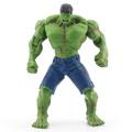 25cm Super Hero The Avengers Movie Hulk Action Figures Toys 25cm PVC Model Dolls Movable Free
