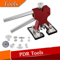 PDR Dent Lifter Glue Puller Hand Lifter with 8 Pieces Aluminum Glue Puller Tabs PDR Tool