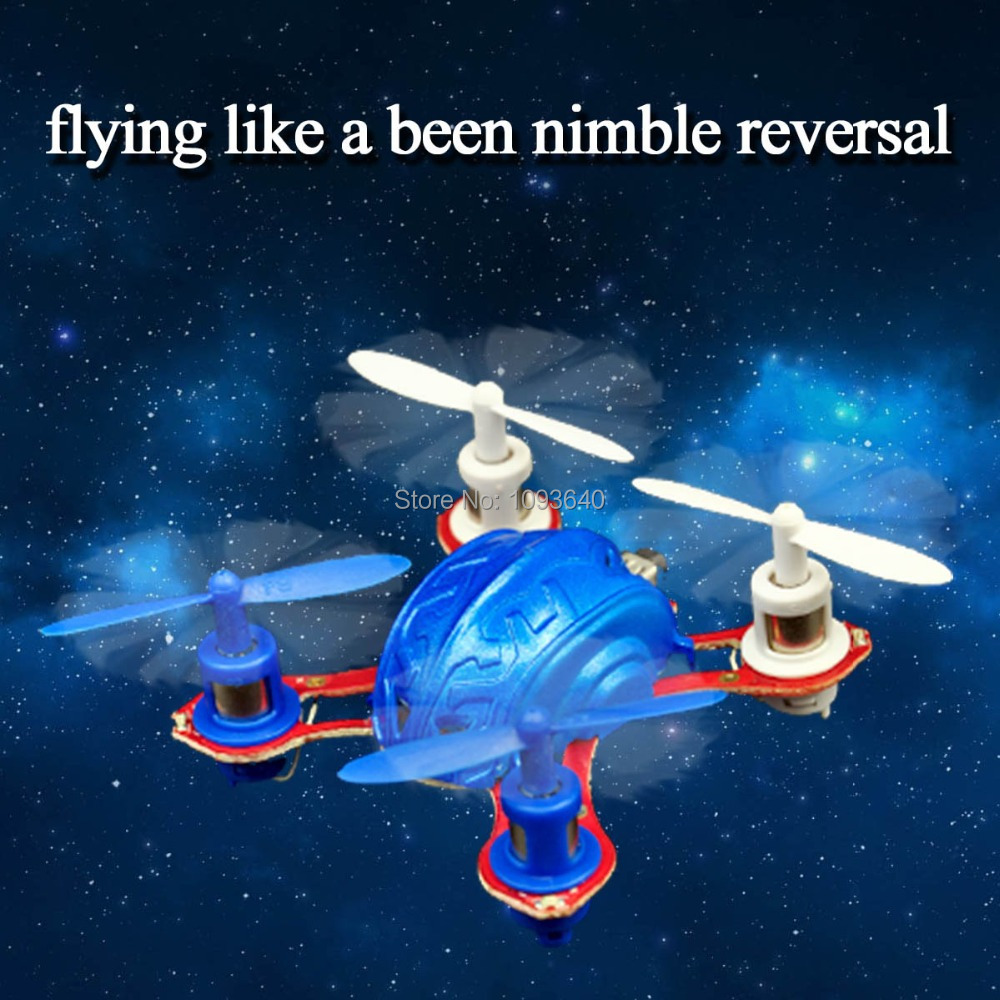 Most Popular cheapest 2016 NEW The world's smallest 4CH Mini remote control toys 3D FLY vs cheerson cx-10 quadcopter copter dron(China (Mainland))