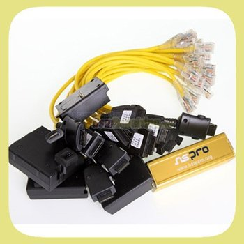NS Pro Nspro Box + 30 Latest Cables for Samsung Unlock Flash & Repair + Free Shipping