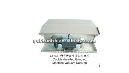 jewelry Polishing Machine with Dust Collector mini gold talbe polisher(China (Mainland))
