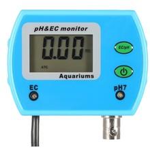 Buy PH Meter Aquarium Multi-parameter Water Monitor Online pH / EC Meter Acidometer for $25.16 in AliExpress store