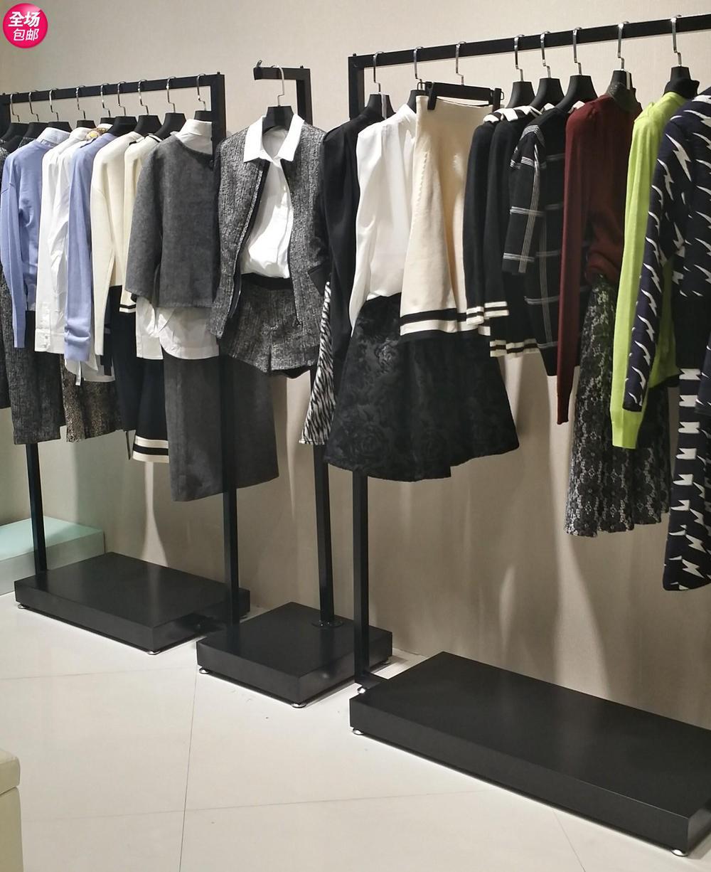 european clothing rack clothing racks display floor