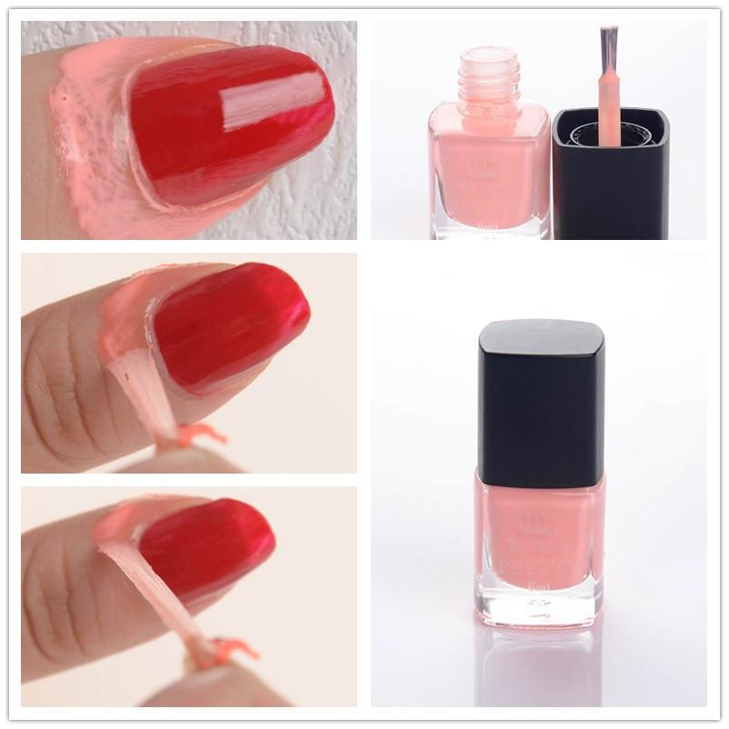 Born Pretty Pink Liquid Tape & Peel Off Base Coat Nail Art Liquid Palisade Nail Art Latex 6ml