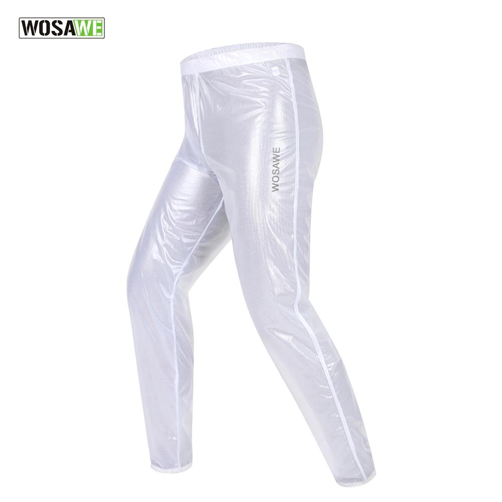 WOSAWE Men Women Cycling Pants Waterproof Windproof Outdoor Sports Mtb Road Bicycle Bike Downhill Rain Trousers<br><br>Aliexpress