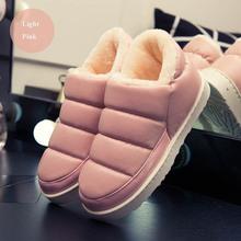 A prueba de agua 2017 Nueva Marca Invierno Mujeres Botas Mujeres Calientes Del Tobillo Caliente Botas de Nieve Plataforma Botas Botas Femininas Zapatos de Invierno Cálido(China (Mainland))