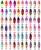 Яо Шунь 8 мл Настроение Изменение Цвета Гель Лак Для Ногтей Длительный Замочить, С Led УФ Гель Лак Хамелеон ногтей Гелем Маникюрный Лак