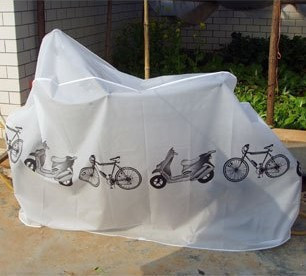 Bicycle clothing car cover bicycle cover grey cover electric bicycle motorcycle rain cover dust cover