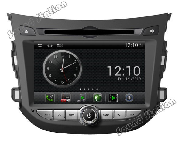 Android 4.0 For Hyundai HB20 Auto Car Electronics Entertainment Stereo Radio DVD GPS Navigation Central Multimedia Audio Video(China (Mainland))