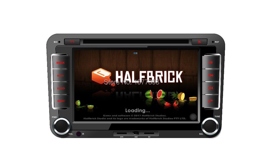 Android 4.0 Autoradio GPS Navigation For VW/ SKODA/ SEAT/ CC/ POLO/ Golf 5/ Golf6 2006-2012 with 3G wifi 4GB flash PIP FM Radio(China (Mainland))
