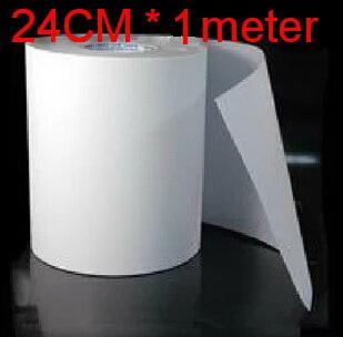 Hotfix Foil Paper 24cm width Iron On Hot Fix Rhinestone Mylar Tape/Transfer PVC plastic(China (Mainland))