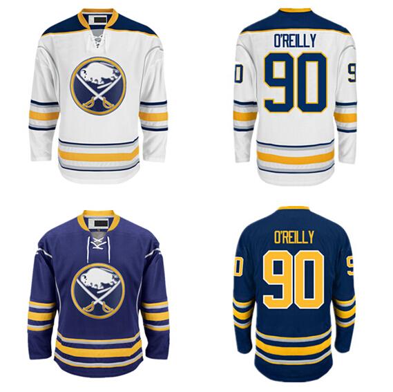Aliexpress.com : Buy Cheap Sale 90 Ryan O\'Reilly Jersey Blue White ...