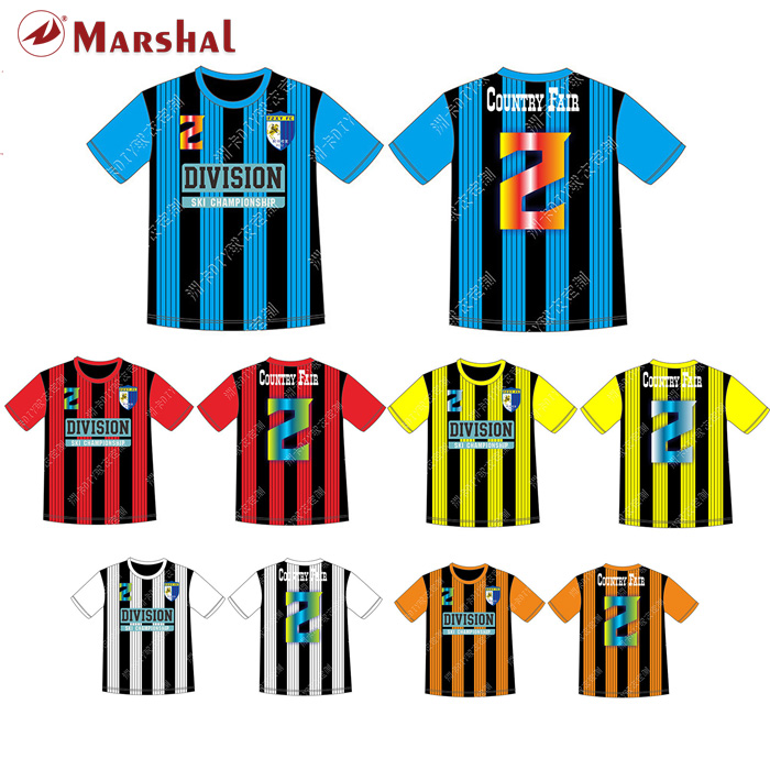 strips soccer jersey wholesale custom your own design soccer shirt,sublimation football jersey(China (Mainland))