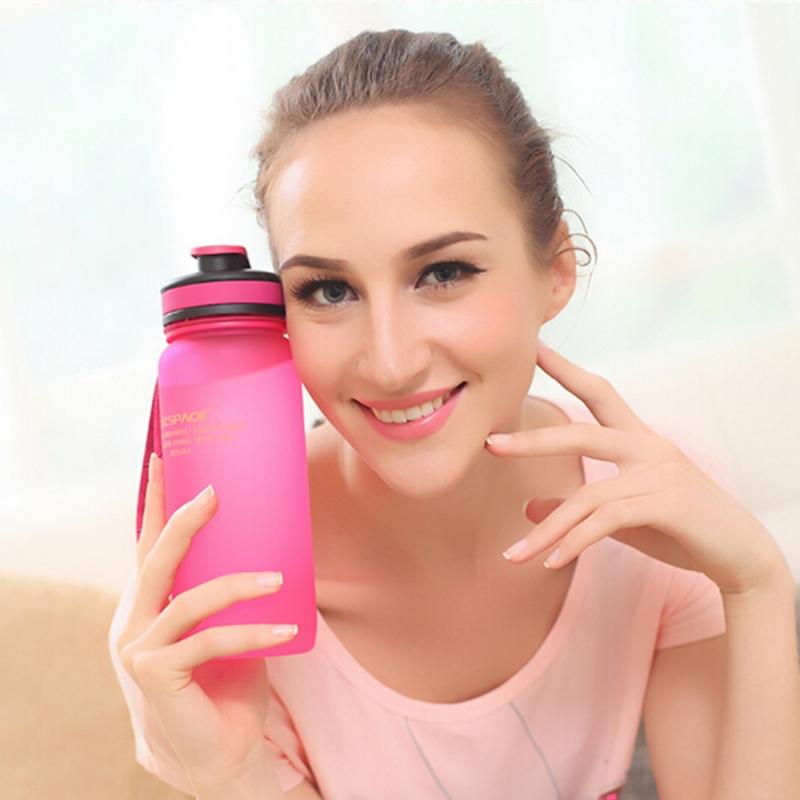 Tritan(BPA Free) Fashion Water Bottles 1000ml Scrub Portable Space Cup Resistant Sports Nutrition Custom My Shaker Bottle<br><br>Aliexpress