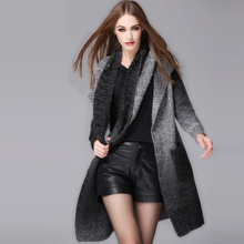 New Westorn Loose Fashion Women Cardigan Knitted Sweater Tip Long Sleeve Woollen sweater Coat Cardigans(China (Mainland))