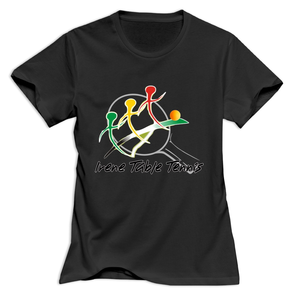New Arrival Table Tennis Women 39 S T Shirt Custom Your Own O