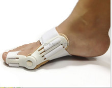 1Pair New Big Toe Bunion Splint Straightener Corrector Foot Pain Relief Hallux Valgus for Unisex Hot Sale Tool Retail