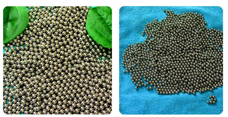 100pcs 2mm G10 Hardened Precision Chromium Chrome Steel Bearing Balls AISI 52100