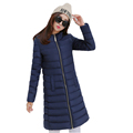 2016 Winter Coat Korean Women s Jacket Womens Female Long Slim Women Winter Jackets And Coats
