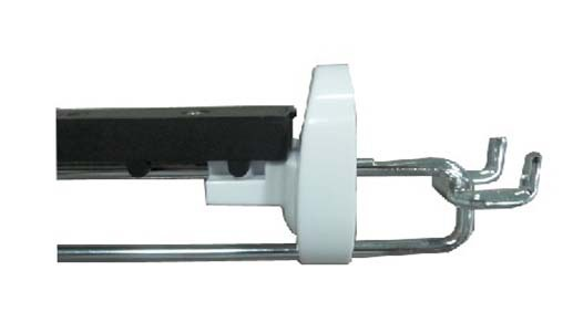 Retail Security Display Slatwall Locking Hooks vG-HK103_16