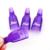10 шт./компл. Переносной Акриловые Nail Art Soak Off Крышка Клип УФ-Гель Для Снятия Лака Обертывание Инструменты Красоты Ногтей инструменты
