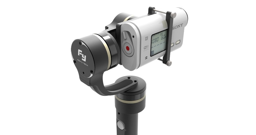 Feiyu Tech FY-G4 GS  gimbal for Sony AS series camera  3-axis brushless gimbal for Song camera