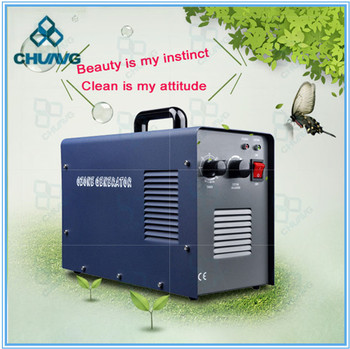 Top Sale 6g Air Cooling Ceramic Tube Portable Ozone Generator Air Purifier +Domestic Patent