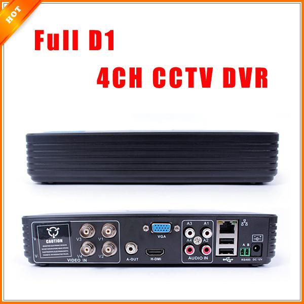 AHD-L 960H H.264 HDMI Security System CCTV DVR 4 Channel Mini DVR For CCTV Kit DVR 8 Channel 1080P 960H 15fps Mini DVR RS485 PTZ(China (Mainland))