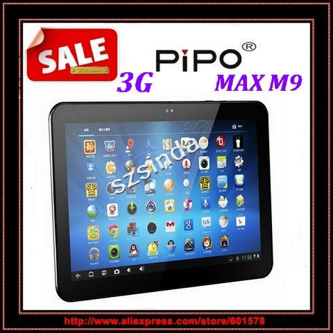 "beiyong---10.1"" Pipo M9 3g quad core 2GB/16GB RK3188 1.8GHz dual camera IPS HDMI Bluetooth External 3G OTG tablet pc"