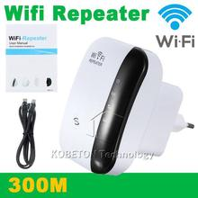 Wireless-N WiFi Repeater 802.11N/B/G Network Router Range 300Mbps Signal Antenna Booster Amplifier Expander Wireless LAN Adapter(China (Mainland))