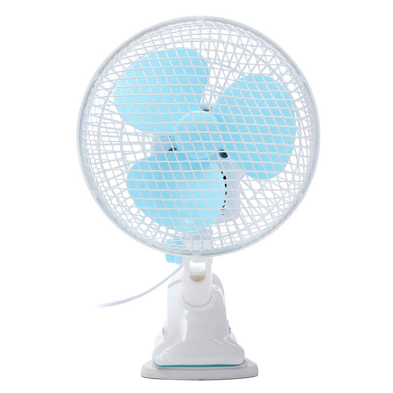 "New Arrival 9"" PORTABLE 2 SPEED OSCILLATING MULTI-USE FAN STAND UP, WALL MOUNT, OR CLIP ON(China (Mainland))"