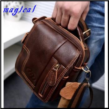 2015 мода новый мужской сумка ретро сумка из натуральной кожи сумка мужские дорожные сумки NB009