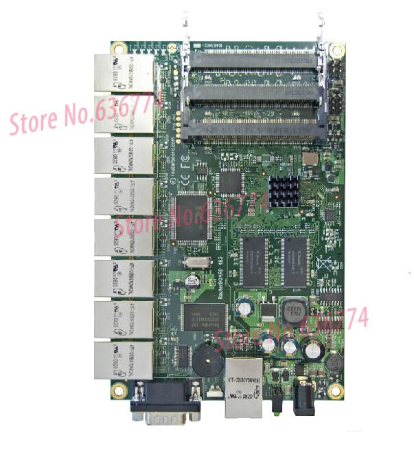 rb493ah routeros high performance wireless router motherboard(China (Mainland))