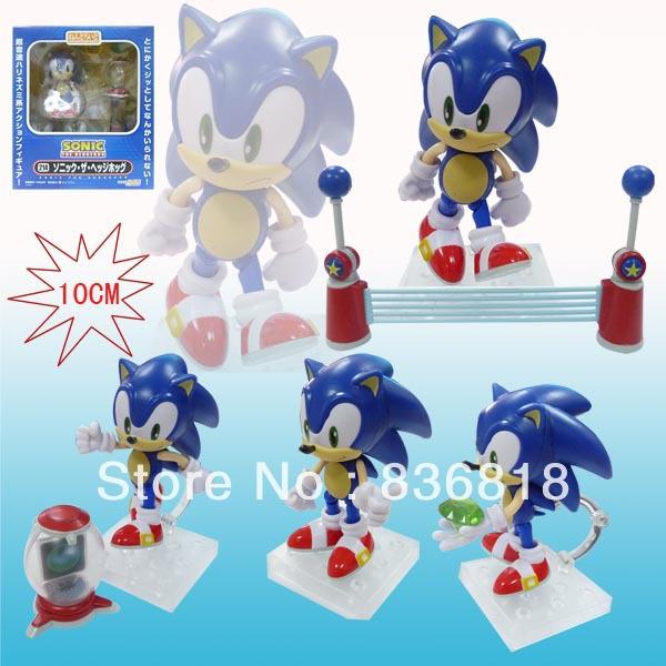 Фигурка героя мультфильма No Sega 10 sega