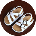 2017 Summer children comfortable shoes boys beach shoes sandals for baby boys sneakers size 21 30