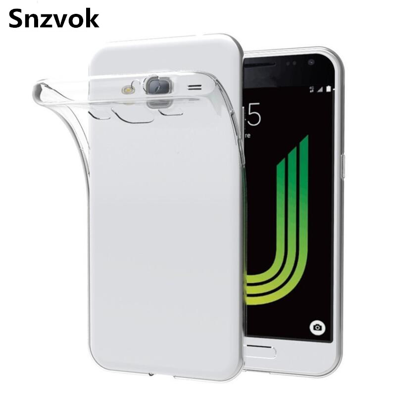 Snzvok 0.3mm Thin Soft clear Silicon TPU Case For Samsung Galaxy S8 S7 S6 J1 J2 J3 J5 J7 A3 A5 A7 2017 note 5 4 phone back cover(China (Mainland))