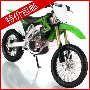 Maisto kx450f alloy kawasaki off-road motorcycle model toy(China (Mainland))