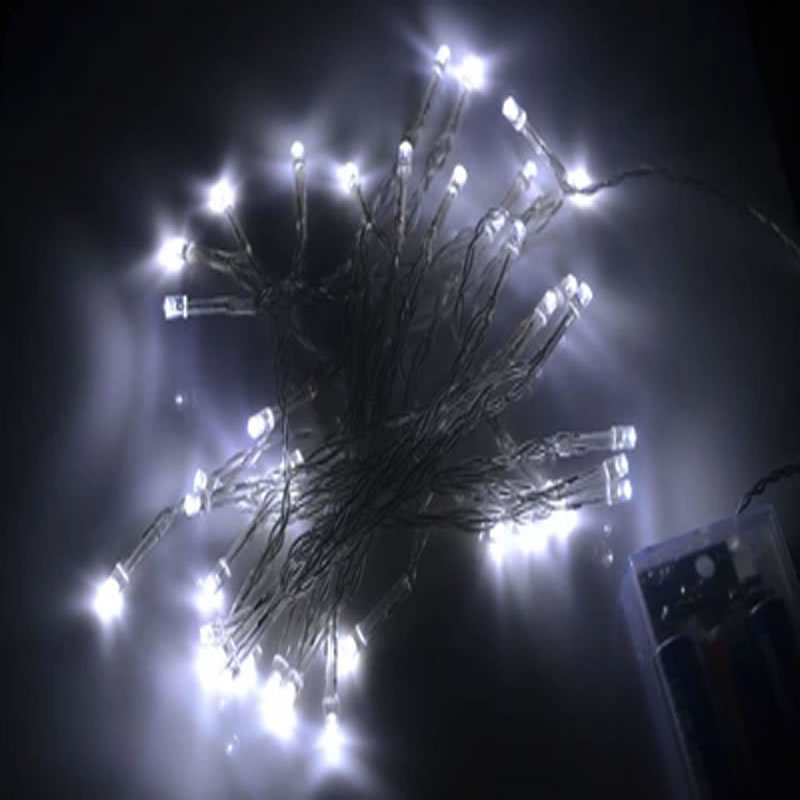 Best Battery String Lights : Best Price Battery Power Operated 4m 40 LED Xmas Wedding Party String Fairy Light Decoration ...