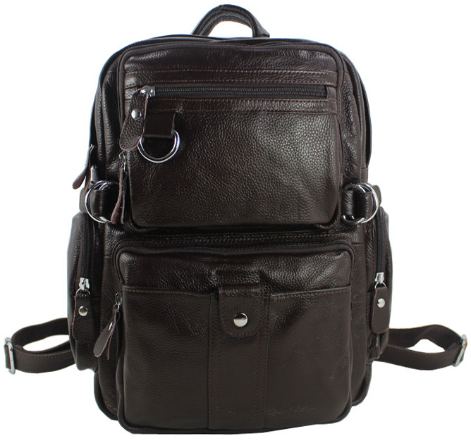 Discover the infinite options of stylish men's bags and backpacks that feature deep pockets, sturdy straps and spacious interiors for all your must-have items. Check out models in a variety of materials from durable nylon to supple leather.