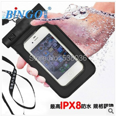 Fashion Dry Swimming bag Waterproof PVC Bag Underwater Pouch Cover Meizu m1 MX2 MX3 MX4 MX quad-core - Android mobile phone accessories store