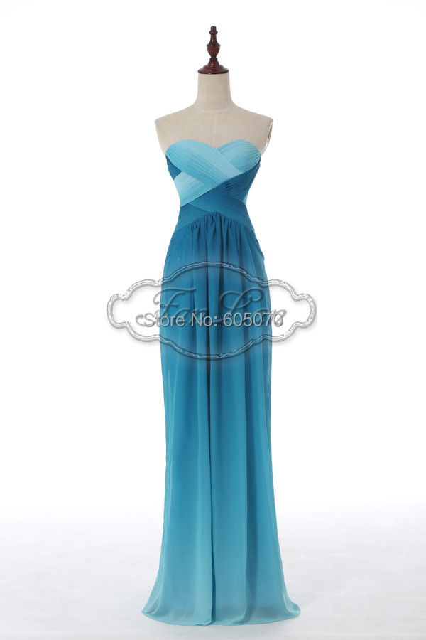 Real Photo Ombre Women Prom Dress Cocktail Party Homecoming Sequined Cross Back Vestidos De Festa - International Yummy Store store
