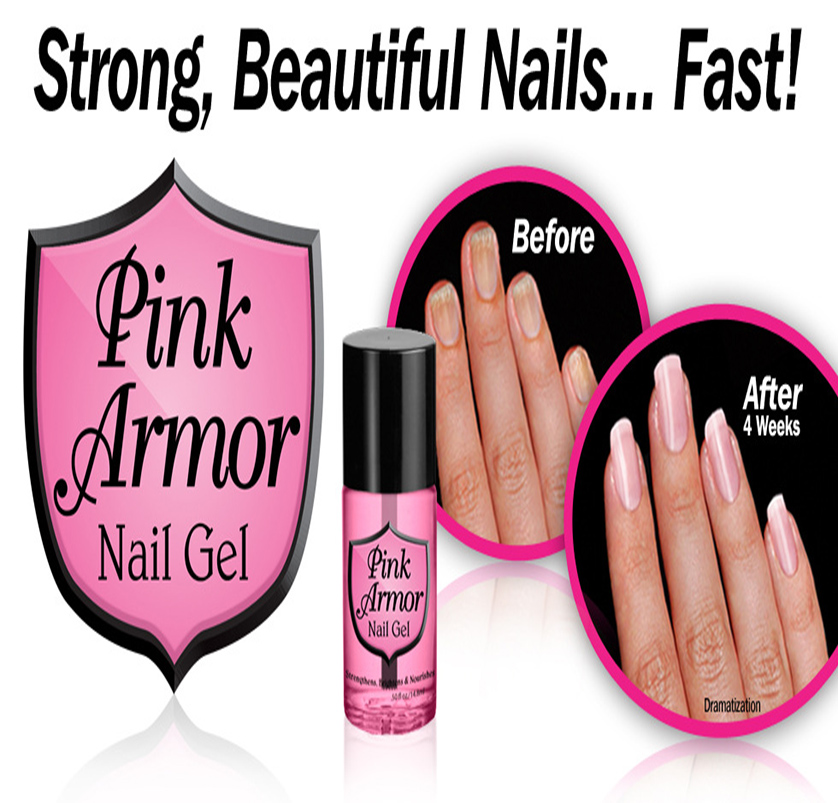 Pink Armor Nail Polish Reviews