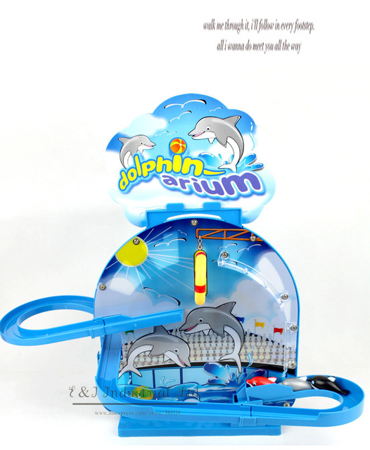 New Year Baby Dolphin arium The Best Christmas Gift Plastic Toy For Children Study Toys CT21005-13^^EI