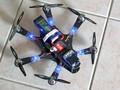 WST DIY 3K Carbon Fiber Mini Q250 FPV Drones Quadcopter Frame Kit+100% Original