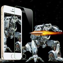 Премиум 4S чехол закаленное стекло экран протектор для Apple iPhone 4 4S взрывозащищенный закаленное защитная пленка коробка