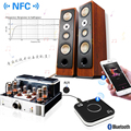 CSR and NFC Bluetooth Wireless audio receiver Adapter nondestructive Music stereo 3 5mm AUX HiFi Car