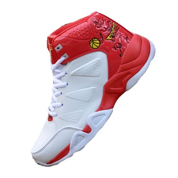 2016 New High Quality Men Basket ball Shoes Winter Brand Men Sport Sneakes Breathable Men gym Walking Runner Casual Shoes(China (Mainland))