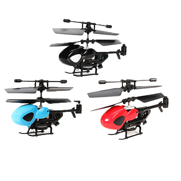 QS QS5013 2.5CH Mini Micro Remote Control RC Helicopter Cool Gadget Toy 4 Colors(China (Mainland))